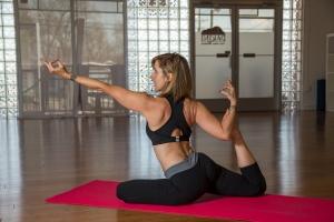 Carole-Ann Mobley Yoga