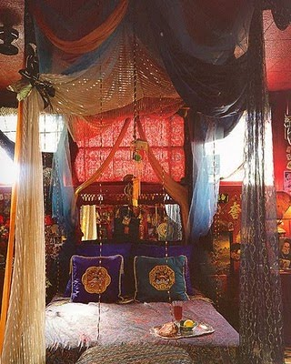 My dream gypsy bedroom