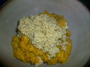 "3. ""Cheesy"" Quinoa"
